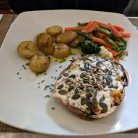 Portobello Vegan
